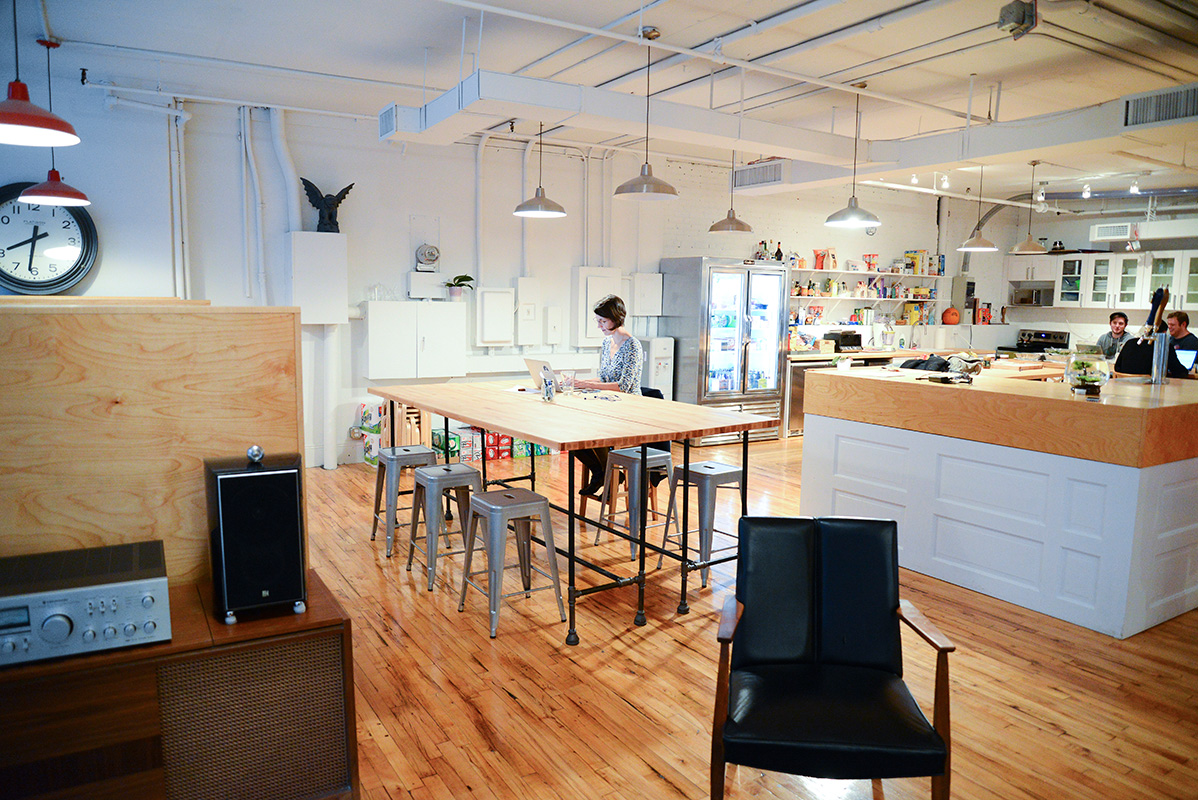 Betterment S New York City Office By Homepolish Officelovin