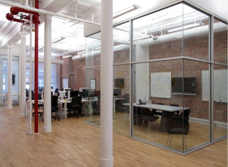 Inside Buzzfeed S Soho Offices Officelovin