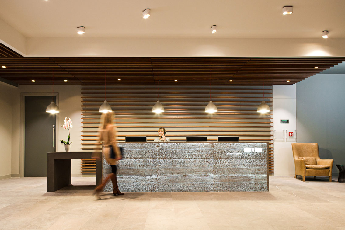 Take A Look At Double Negatives London Offices Officelovin