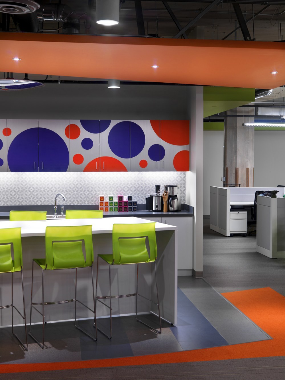 Groupons Chicago Headquarters By Box Studios