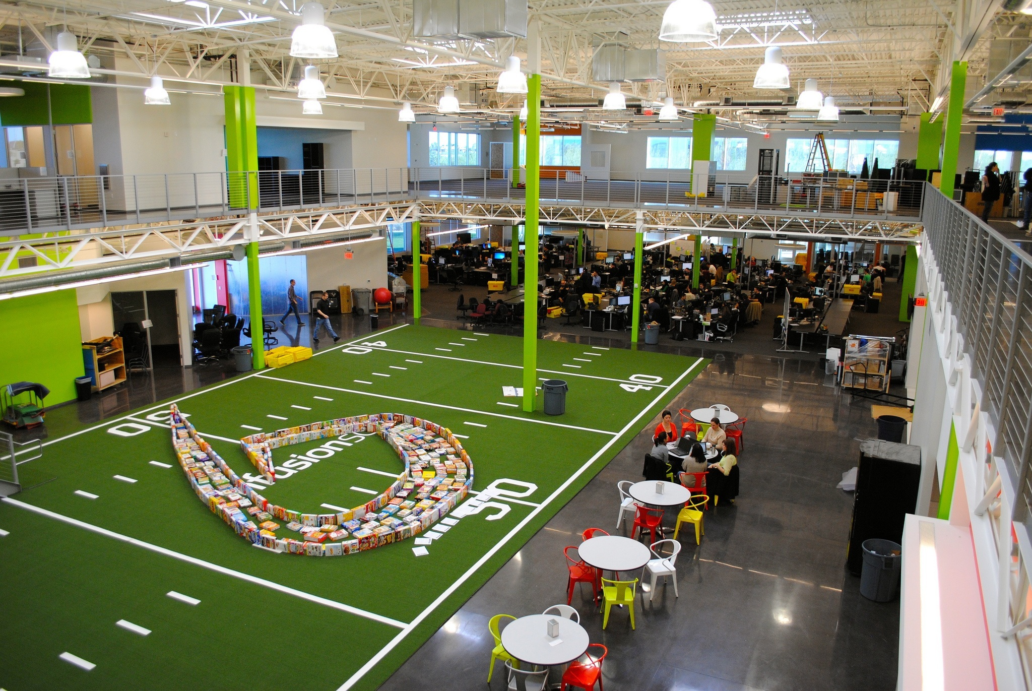 Inside Infusionsoft's Chandler Headquarters