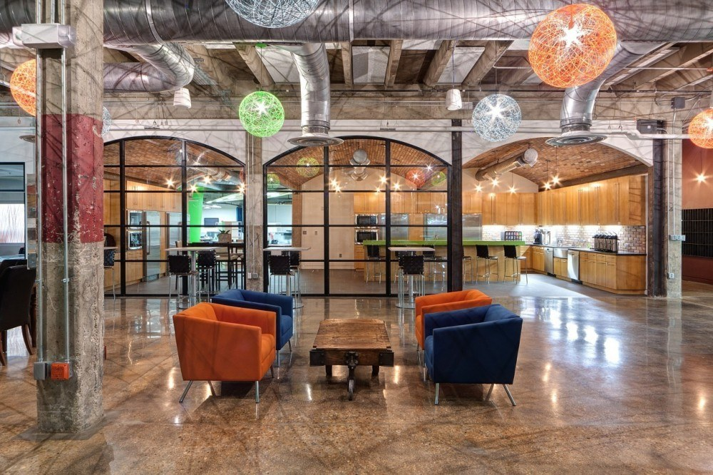 Iprospect s fort worth offices officelovin 39 for Interior design firms fort worth tx