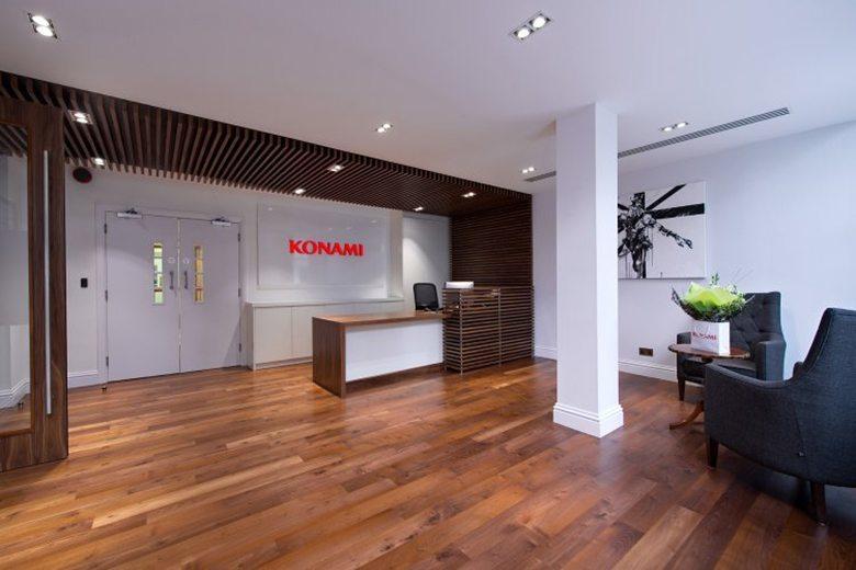 A Peek Inside Konami's Windsor Offices