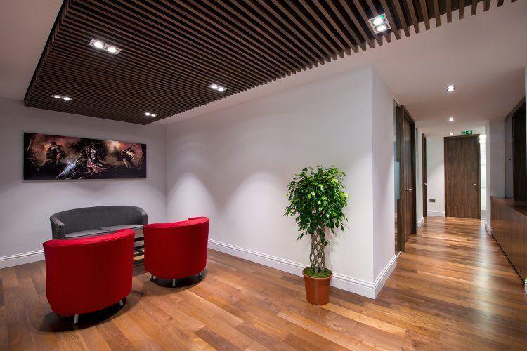 A Peek Inside Konami S Windsor Offices Officelovin