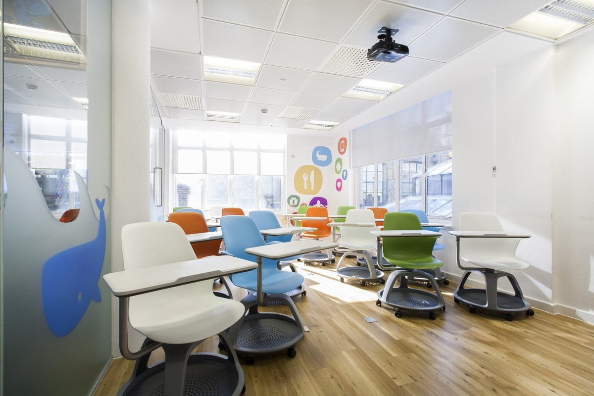 A Look Inside LivingSocial's London Offices