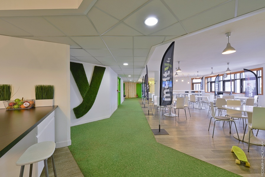 Inside Meltygroup's Paris Offices