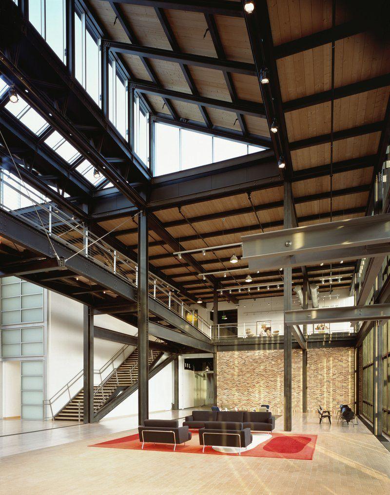 Pixar S Emeryville Headquarters By Garcia Tamjidi