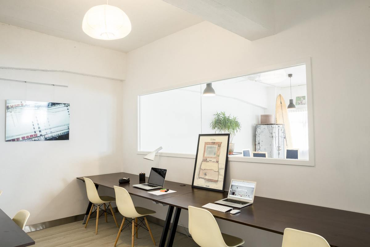 Puerta Del Sol Coworking For Creative Minds In Hong Kong