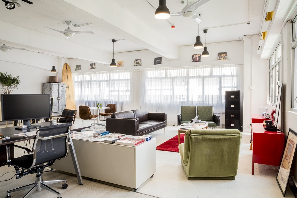 Puerta del sol coworking for creative minds in hong kong for Puerta 5 foro sol