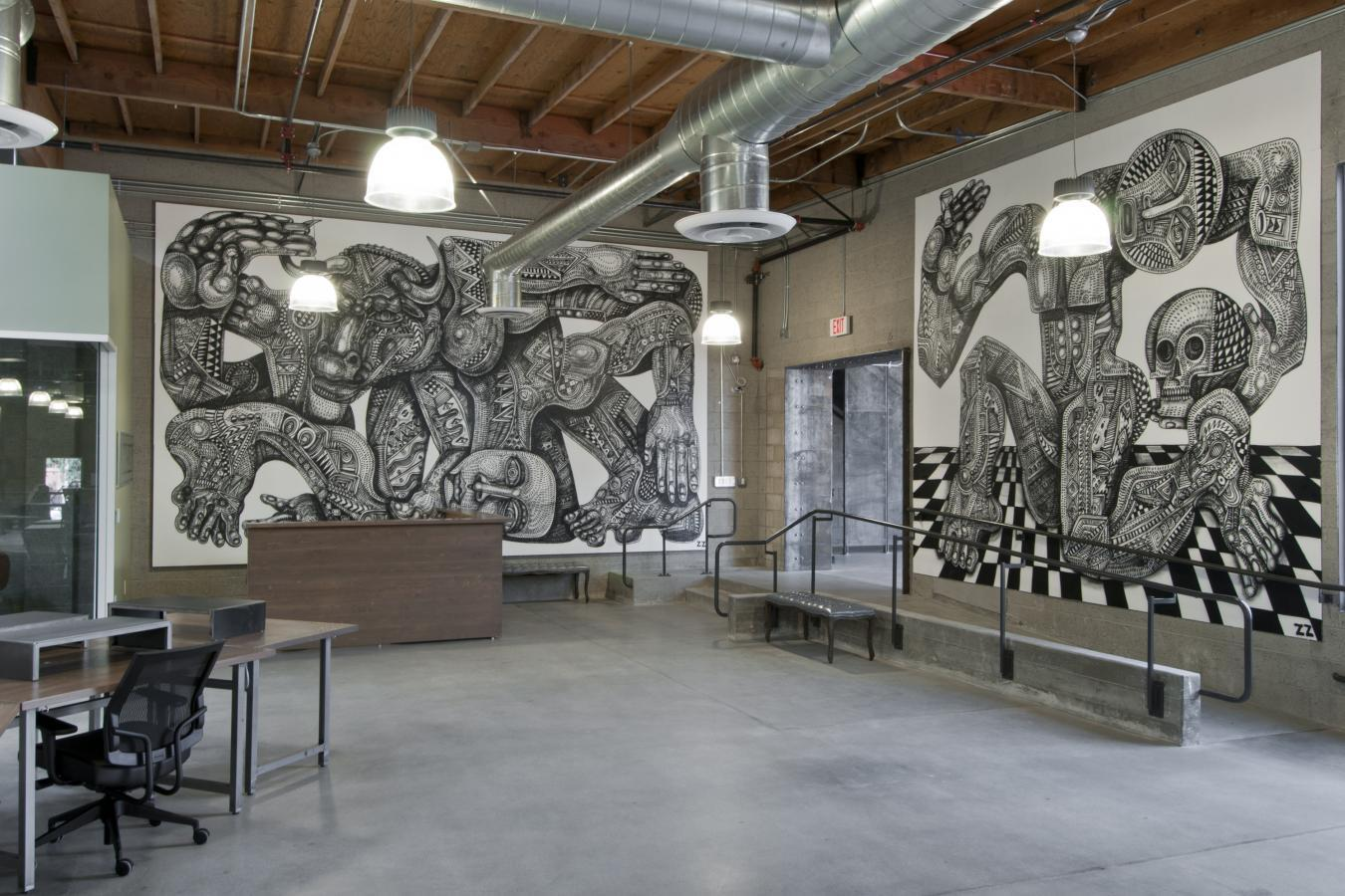 Inside Scopely's Culver City Offices