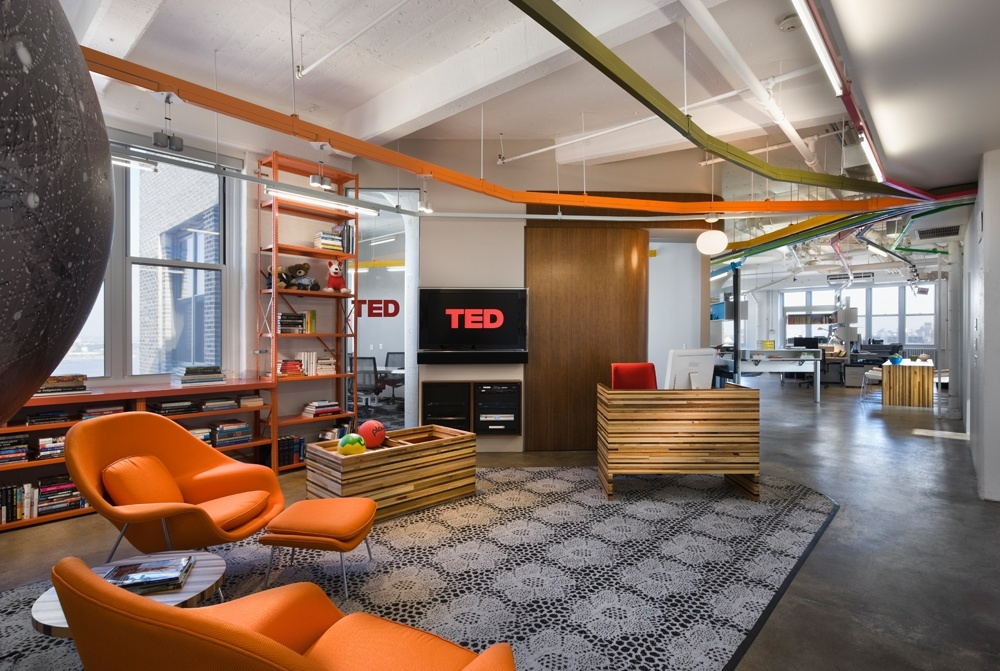Ted Conferences New York City Headquarters Officelovin