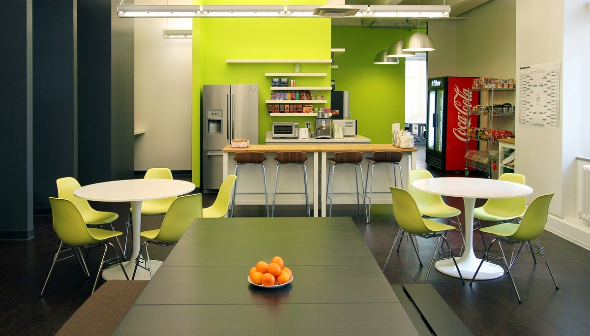 Inside zillow s san francisco offices officelovin 39 for Kitchen design zillow