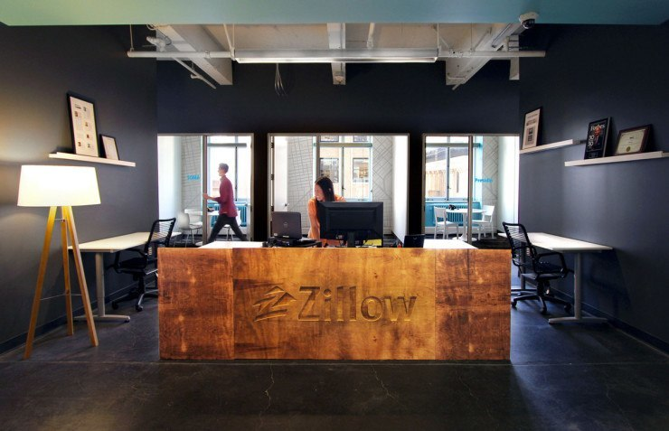 Zillow s san francisco offices by design blitz officelovin for Zillow new york office