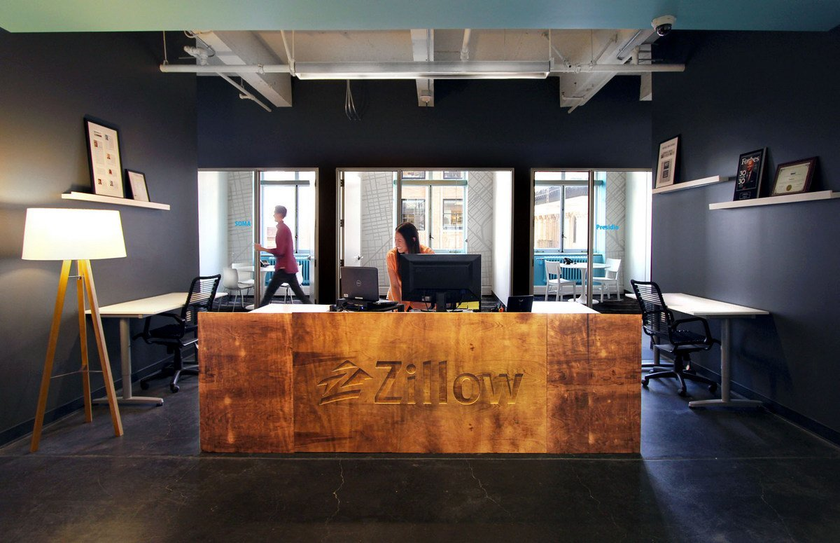 Inside zillow s san francisco offices officelovin 39 for It company office design