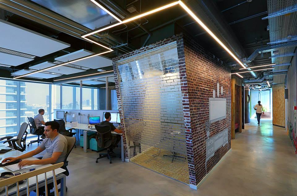 Autodesk S New Tel Aviv Offices Officelovin