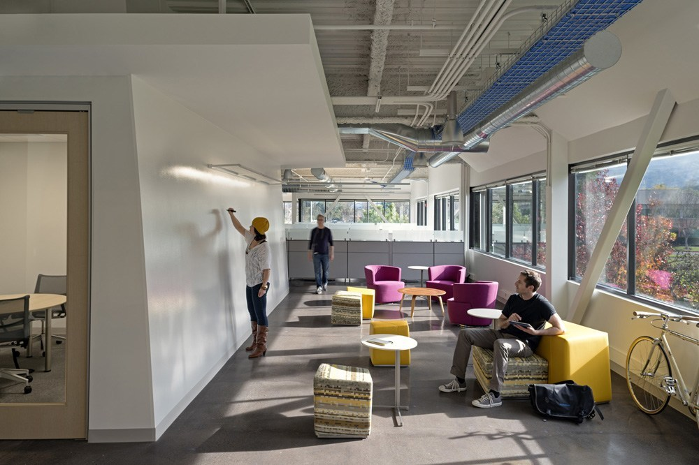 Autodesk's San Rafael Offices by Huntsman Architectural Group