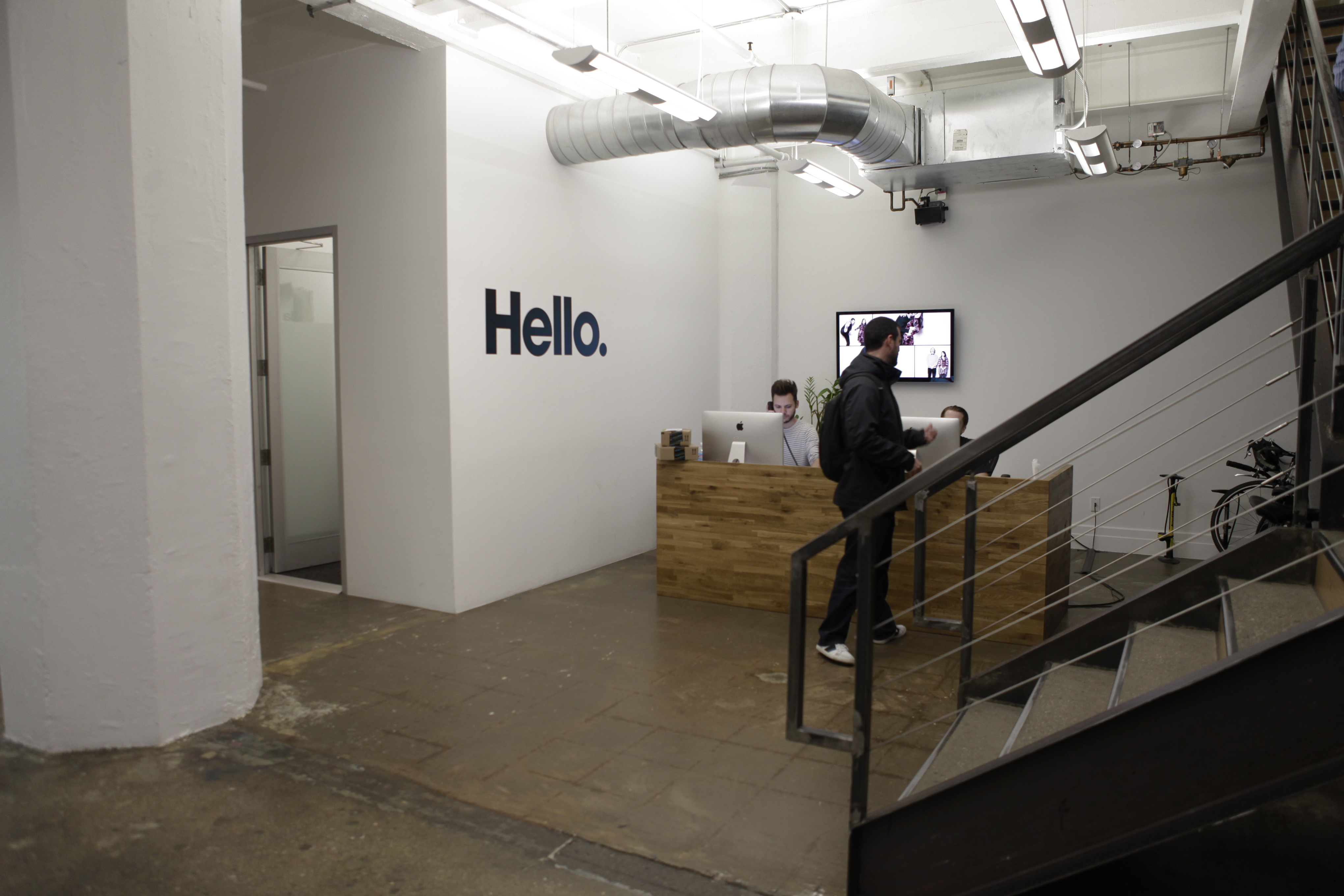 A Look Inside Huge's Brooklyn Offices - Officelovin'