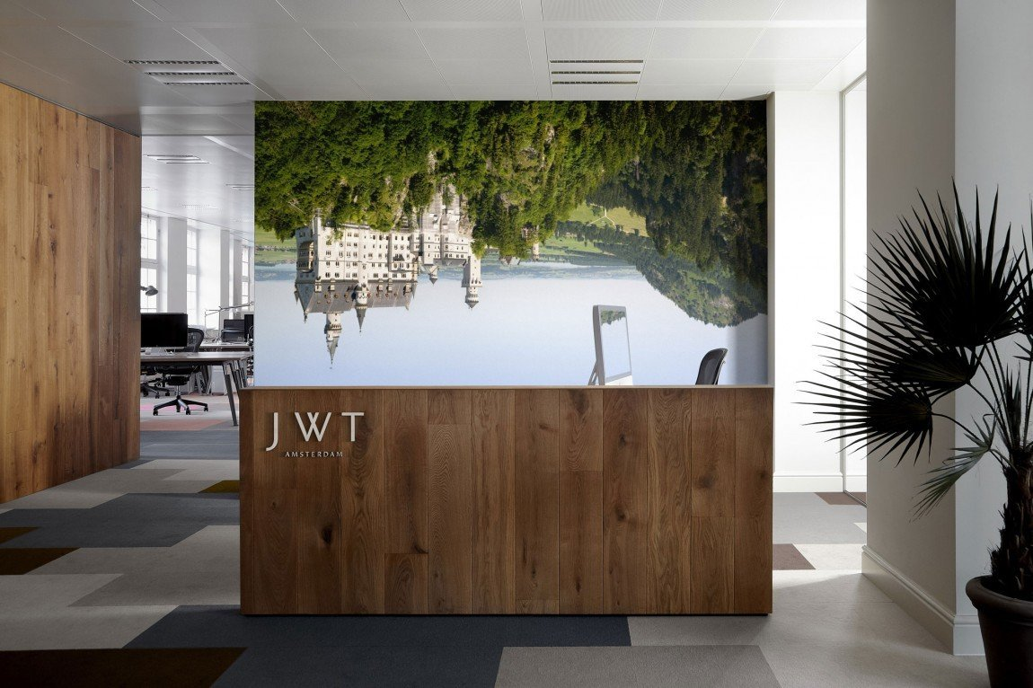 Take a Look at JWTs Chic Amsterdam Offices Officelovin