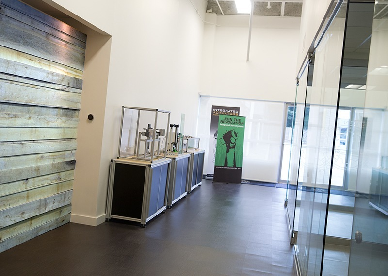 Myostat Motion Control's Newmarket Offices
