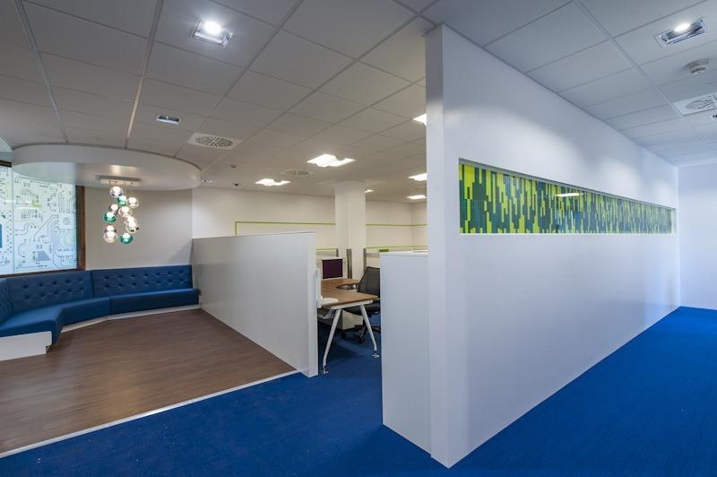 Inside nvidia s bristol offices officelovin 39 for Office design bristol