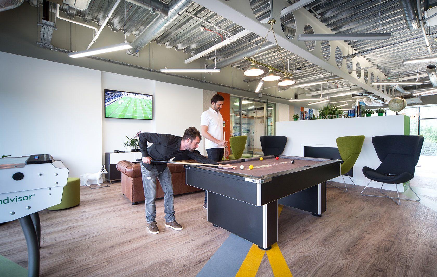 Inside tripadvisor s oxford offices officelovin 39 for Office design game