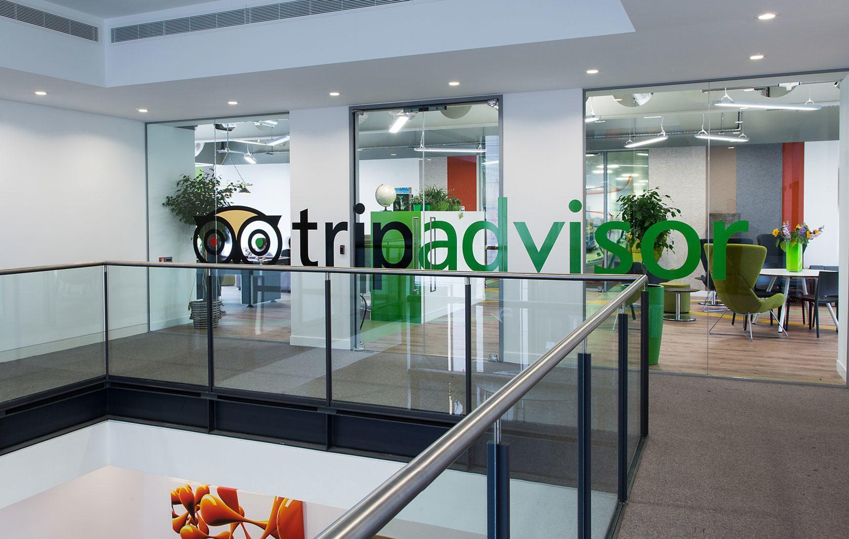 Inside TripAdvisor's Oxford Offices