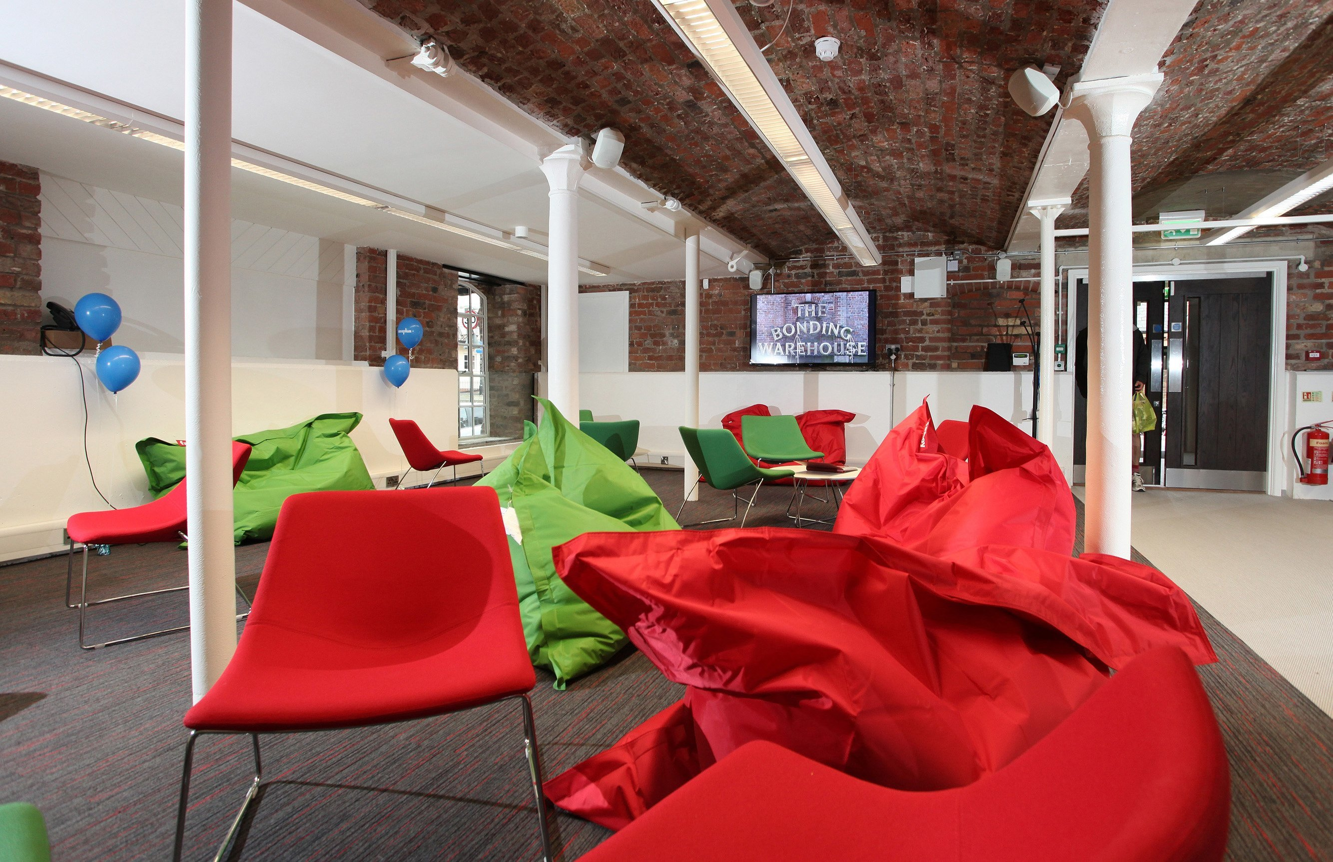 A Look Inside Anaplan's York Offices