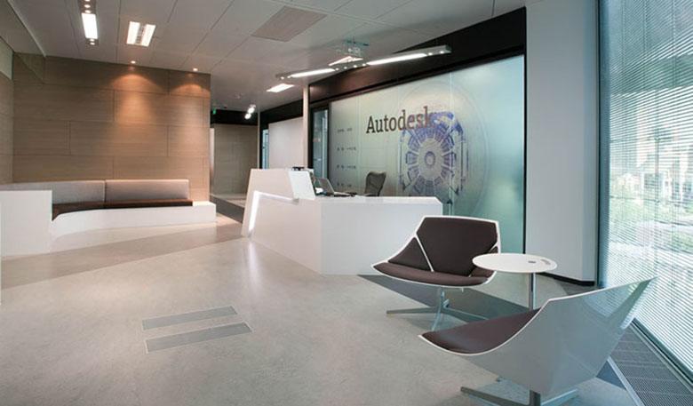 A Look Inside Autodesk's Beijing Offices