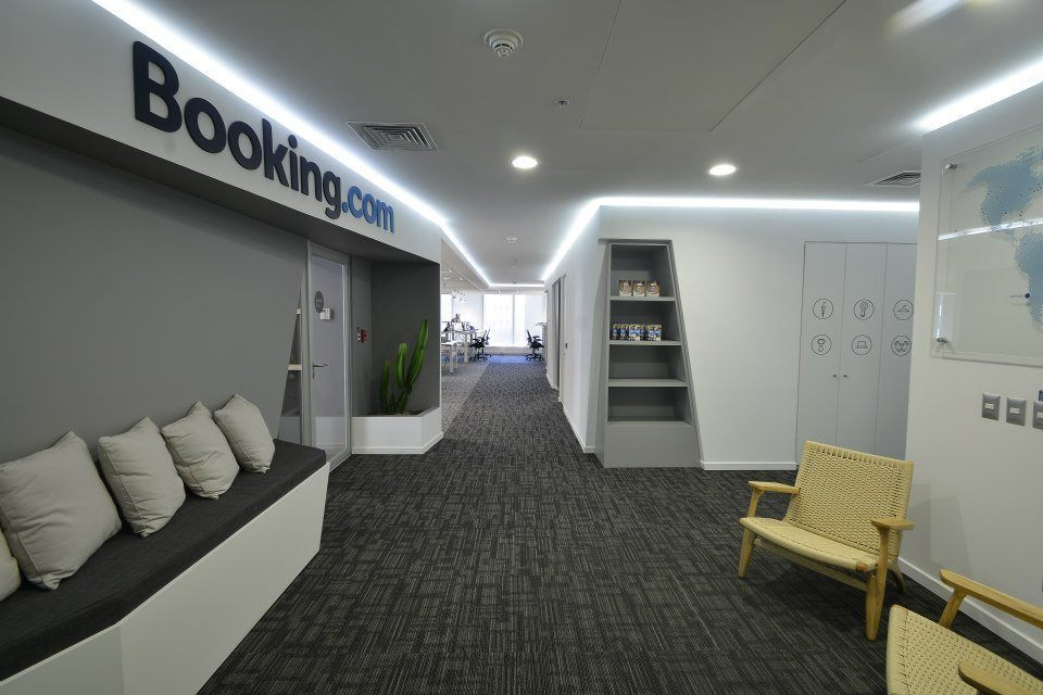 Take A Look At Booking Com S Santiago De Chile Offices