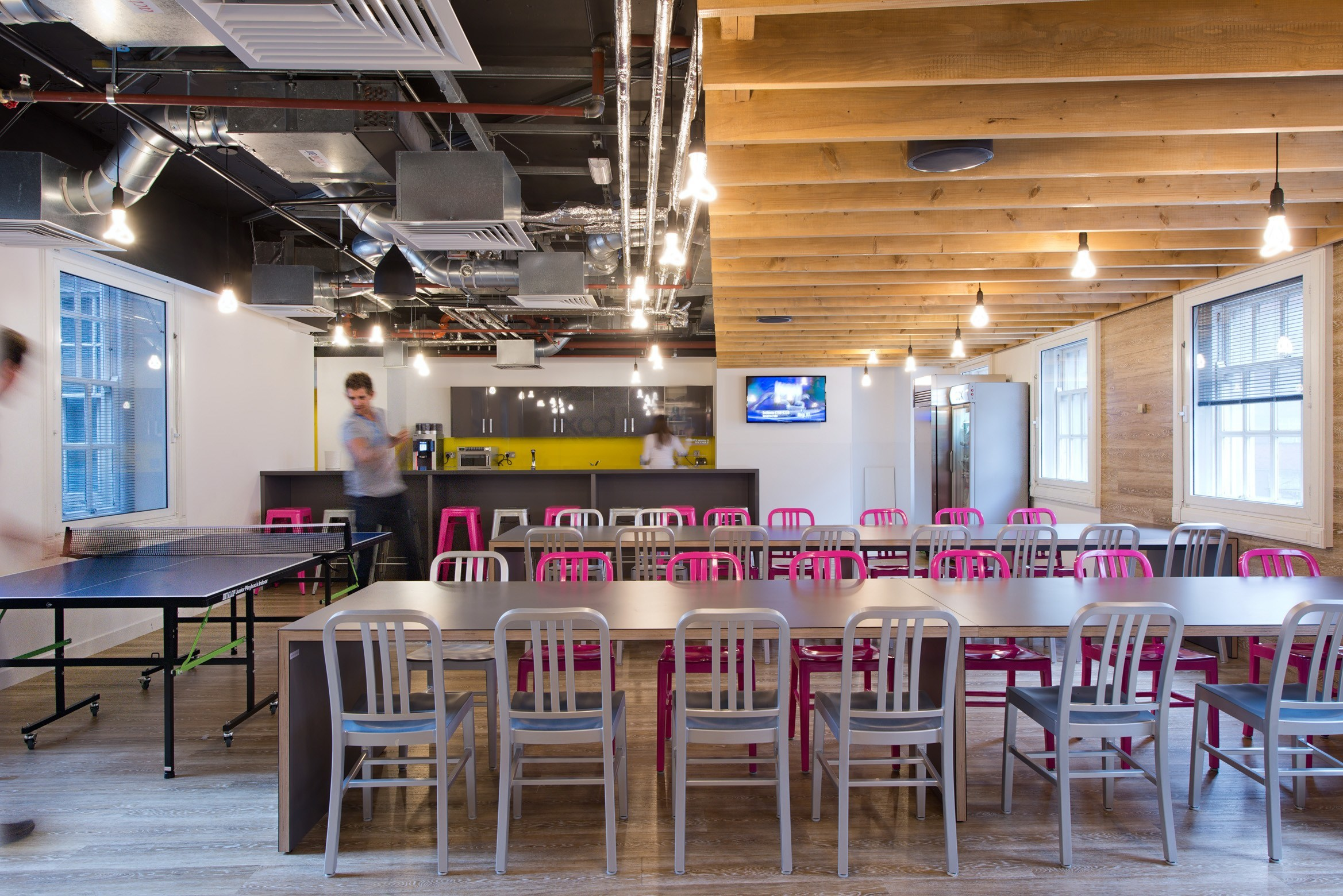 Inside Box's London Offices