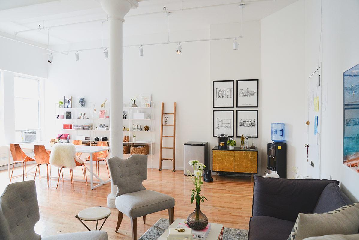 Man Repeller's New York City Office by Homepolish