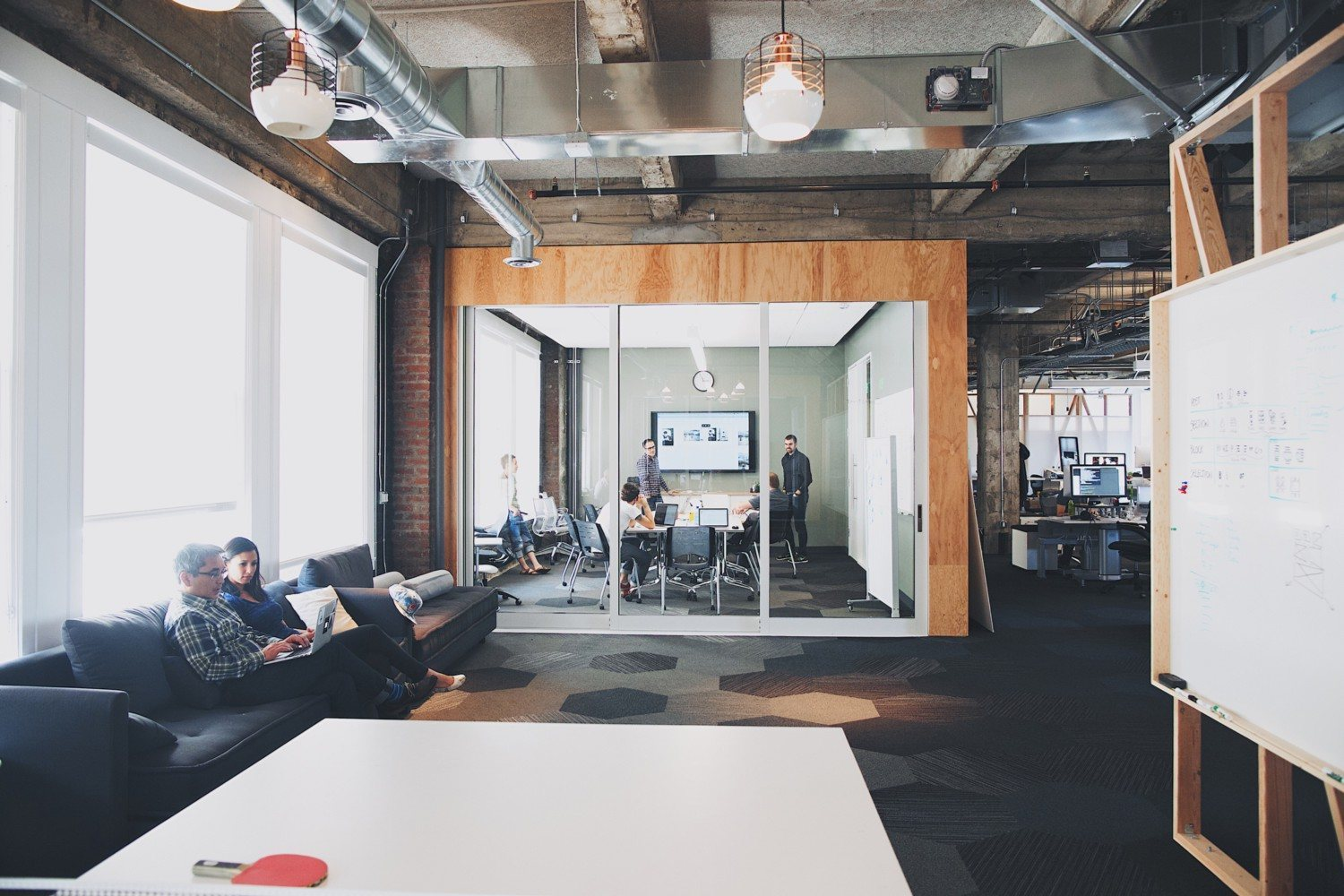 Inside Medium's San Francisco Offices