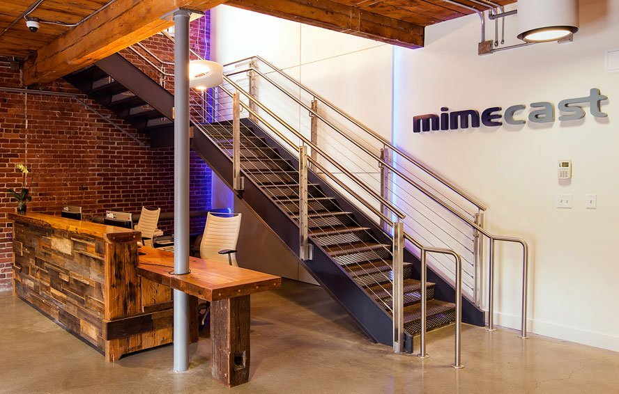 Inside Mimecast's Watertown Headquarters