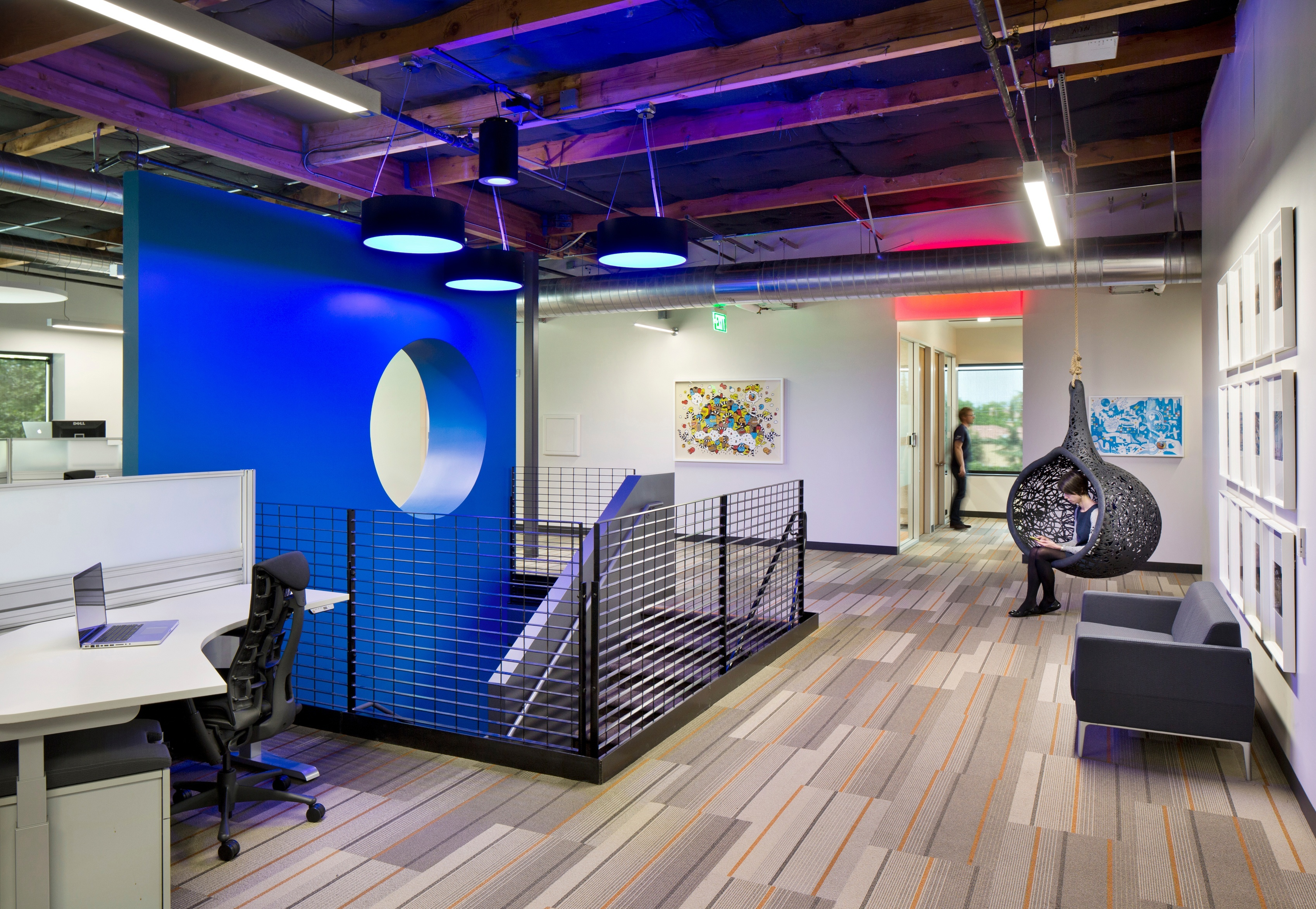 Mozilla S New Mountain View Headquarters Officelovin