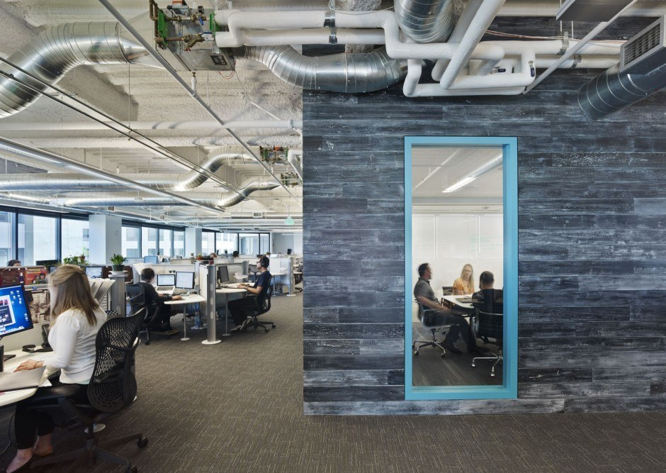 Another Look Inside Pandora S Oakland Headquarters Officelovin 39