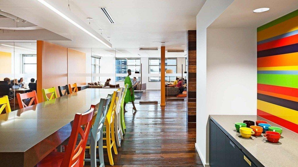 Inside 22squareds Atlanta Office