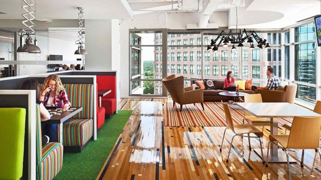 Inside 22squared S Atlanta Office Officelovin