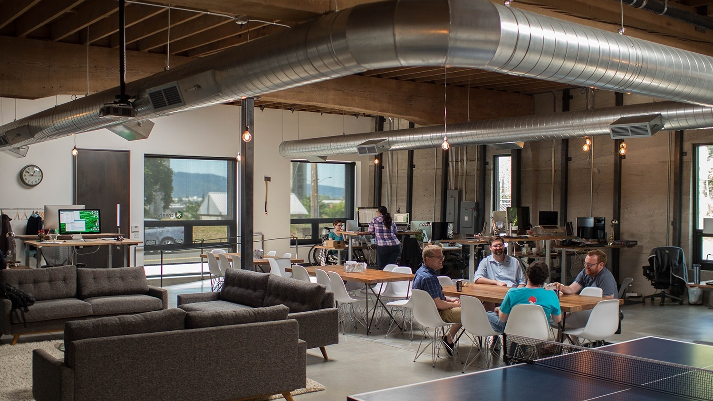 Inside Treehouse S Stunning Portland Headquarters