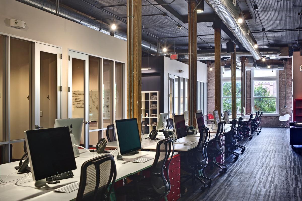 A Look Inside Chaotic Moon Studios Austin Office