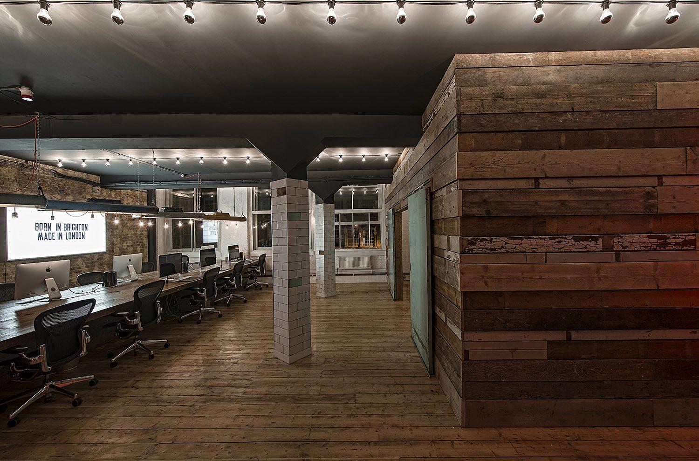 Future Deluxe's Stylish London Office