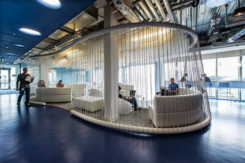 google office dublin. Private Lounge\u2026 Google Office Dublin
