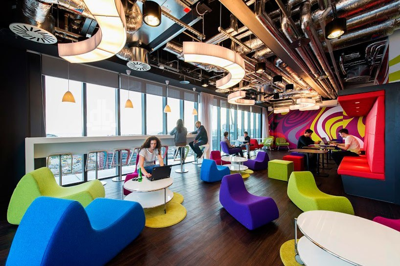 google head office dublin. Cafe\u2026 Google Head Office Dublin