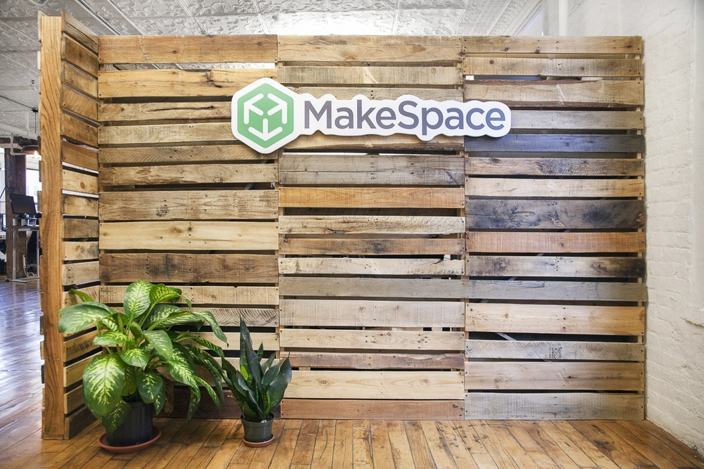 MakeSpace's New York City Office