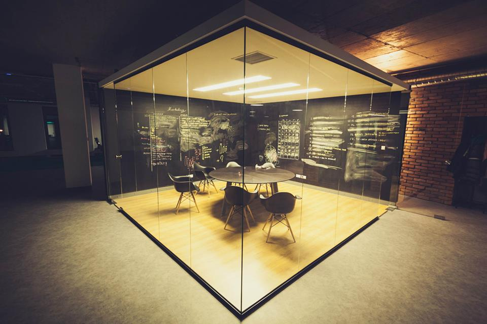 Positionly's Warsaw Headquarters