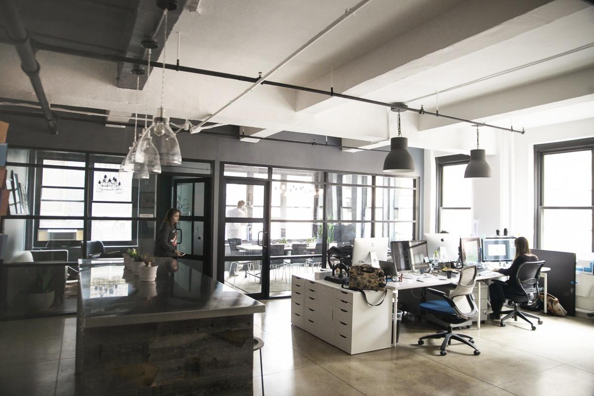 The Bindery S New York City Office Officelovin