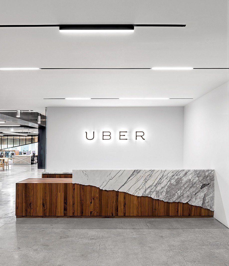 Top 90 Healthcare Architecture Firms Building Design: Another Look Inside Uber's New San Francisco Headquarters