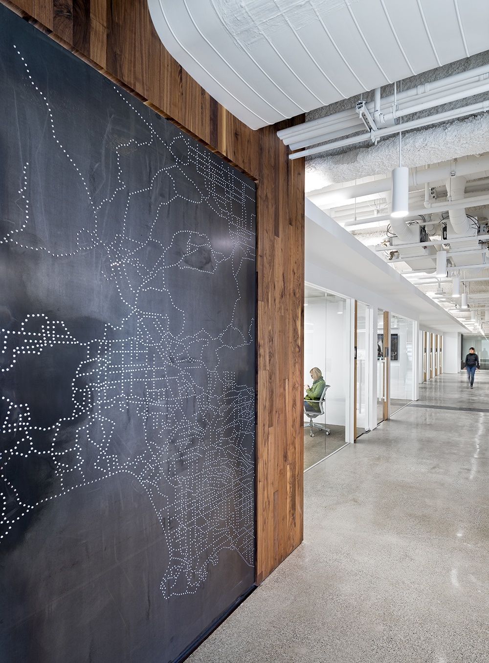 Another Look Inside Uber S New San Francisco Headquarters