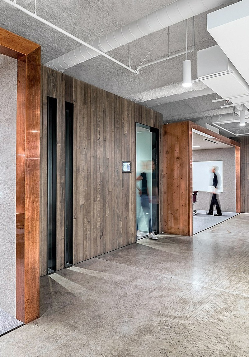 Another look inside uber s new san francisco headquarters officelovin 39 for Interior decorator san francisco