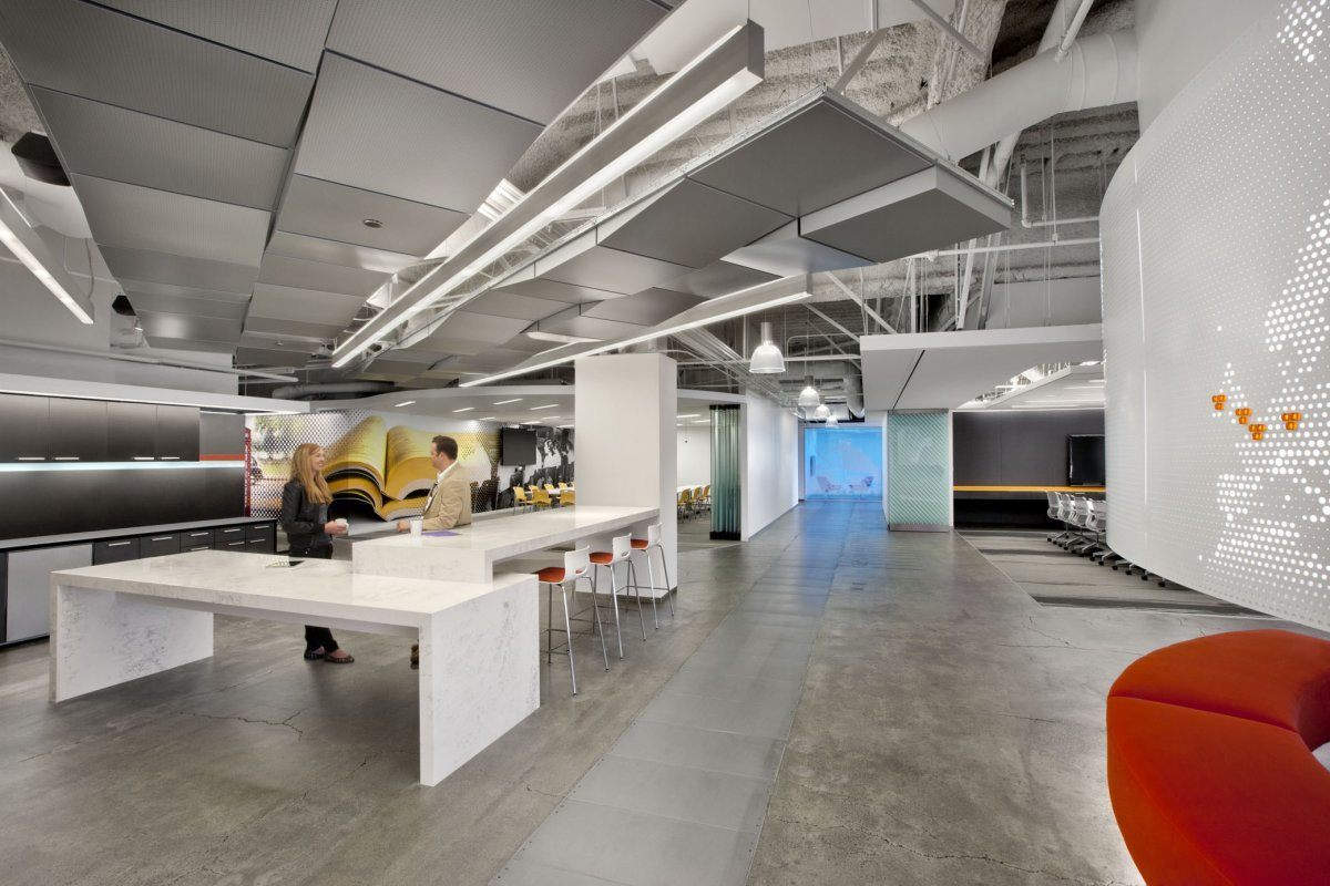 A Peek Inside Velti S San Francisco Headquarters