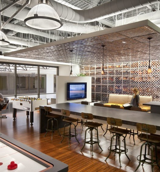 Ideo san francisco offices by jensen architects officelovin for Ideo san francisco